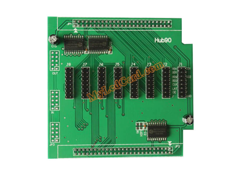 HUB90 LED Adapter Board for LED Display Receiver